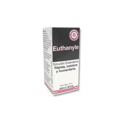 EUTHANYLE X 15 CC