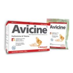 AVICINE 12 X 100GRS(FOSFOMICINA/TILOSINA