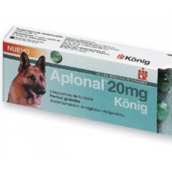 APLONAL COMP 20MG X 12