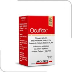 OCUFLOX X 5 ML