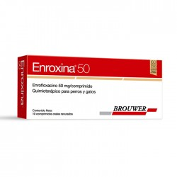 ENROXINA 50MG  X 10 COMP
