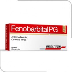 FENOBARBITAL P-G 40MG X 30 COMP