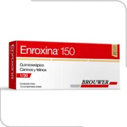 ENROXINA 150 MG x 10 COMP PLUS