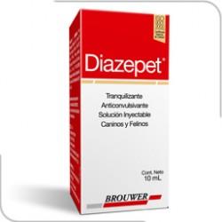 DIAZEPET X 10 ML