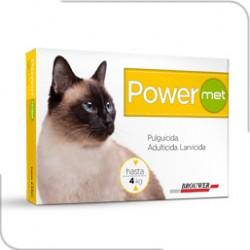 POWER MET GATOS 0-4 KGS