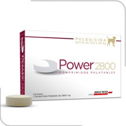 POWER 2800 COMPRIMIDO 30,1-40 KG