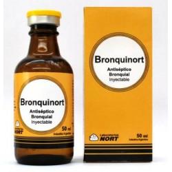 BRONQUINORT FCO.AMP.X 50 ML