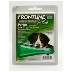 FRONTLINE * PLUS XL  X 1U