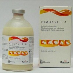 BIMOXIL L.A. 15% X 100 ML