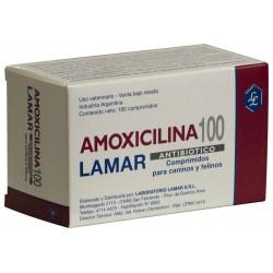 AMOXICILINA 100 MG X 100 COMP.
