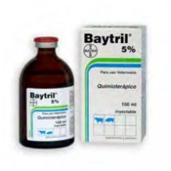 BAYTRIL 5% INY X  20 ML