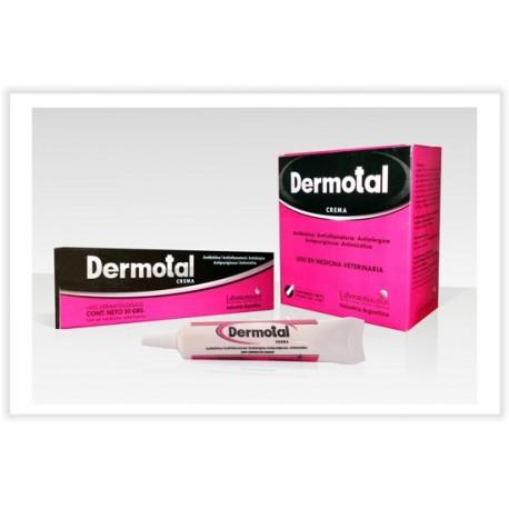 DERMOTAL CREMA 6 POMOS X 15 GRS