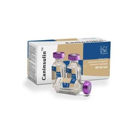 CANINSULIN FCO X 2,50 ML