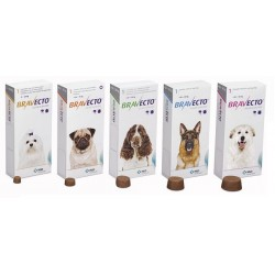 BRAVECTO 10-20 KG MEDIUM DOGS