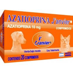 AZATIOPRINA 10 MG X 20 COMP.
