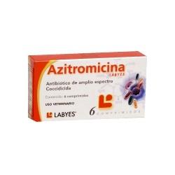 AZITROMICINA X  6 COMP