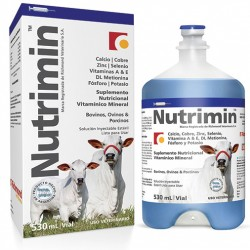 NUTRIMIN X 530 ML