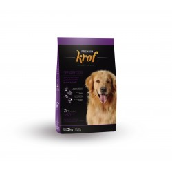 KROFY SENIOR DOG X  3 KG