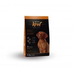 PREMIUM KROF ADULT DOG X  3 KG