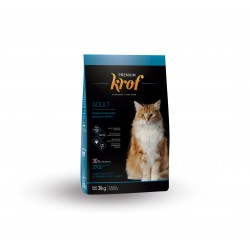 PREMIUM KROF ADULT CAT X 3 KG