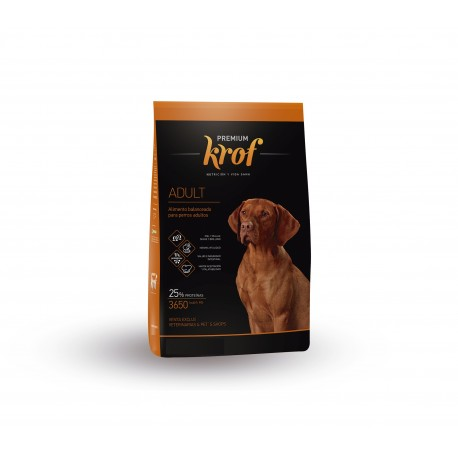 PREMIUM KROF ADULT DOG X 15 KG