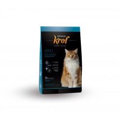 PREMIUM KROF ADULT CAT X 8 KG