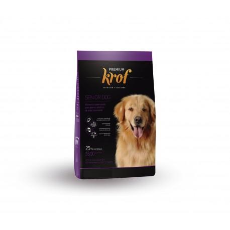 KROFY SENIOR DOG X 15 KG