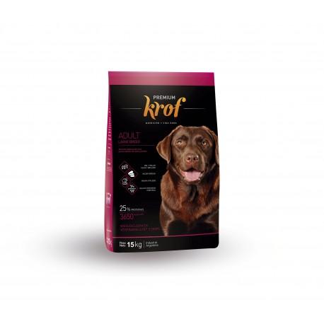 PREMIUM KROF ADULT DOG LB X 15 KGS
