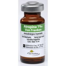 ATROPINA SULFATO 1% X 10 ML  VF