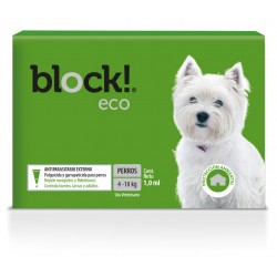 PIPETA BLOCK ECO 1 ML  2-10 KG