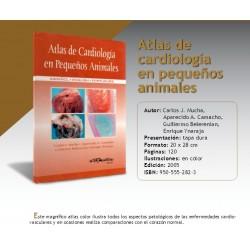 ATLAS DE CARDIOLOGÍA EN PEQUEÑOS ANIMALES