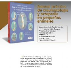 MANUAL PRÁCTICO DE TRAUMATOLOGÍA Y ORTOPEDIA EN PEQUEÑOS ANIMALES