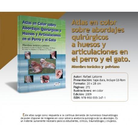 ATLAS EN COLOR SOBRE ABORDAJES QUIRÚRGICOS A HUESOS Y ARTICULACIONES ...
