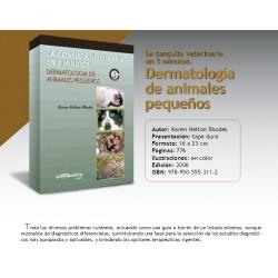 DERMATOLOGÍA DE ANIMALES PEQUEÑOS EN 5 MINUTOS