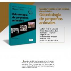 ODONTOLOGÍA DE PEQUEÑOS ANIMALES EN 5 MINUTOS