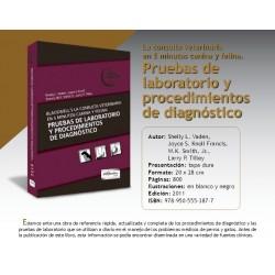 PRUEBAS DE LABORATORIO Y PROCEDIMIENTOS DE DIAGNÓSTICO EN 5 MINUTOS