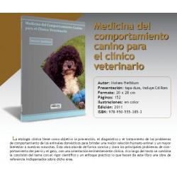 MEDICINA DEL COMPORTAMIENTO CANINO PARA EL CLÍNICO VETERINARIO