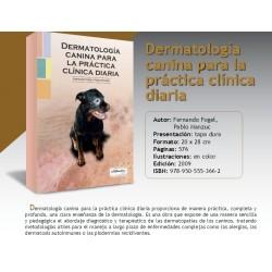 DERMATOLOGÍA CANINA PARA LA PRÁCTICA CLÍNICA DIARIA