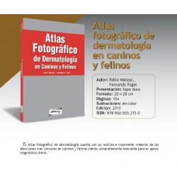 ATLAS FOTOGRÁFICO DE DERMATOLOGÍA EN CANINOS Y FELINOS