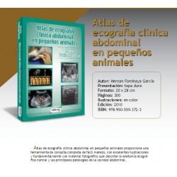 ATLAS DE ECOGRAFÍA CLÍNICA ABDOMINAL EN PEQUEÑOS ANIMALES