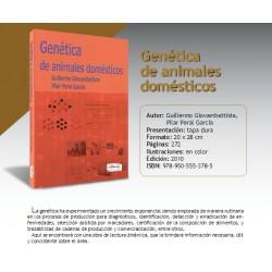 GENÉTICA DE ANIMALES DOMÉSTICOS