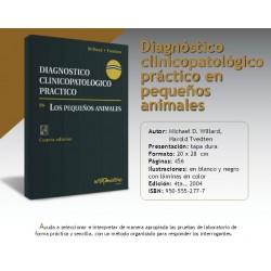 DIAGNÓSTICO CLINICOPATOLÓGICOPRÁCTICO EN PEQUEÑOS ANIMALES