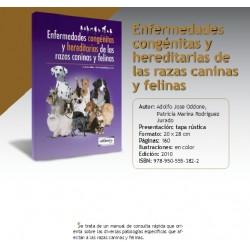 ENFERMEDADES CONGÉNITAS Y HEREDITARIAS DE LAS RAZAS CANINAS Y FELINAS