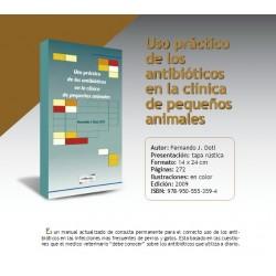 USO PRÁCTICO DE LOS ANTIBIÓTICOS EN LA CLÍNICA DE PEQUEÑOS ANIMALES
