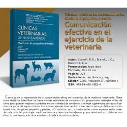 COMUNICACIÓN EFECTIVA EN EL EJERCICIO DE LA VETERINARIA