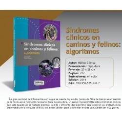 SÍNDROMES CLÍNICOS EN CANINOS Y FELINOS. ALGORITMOS