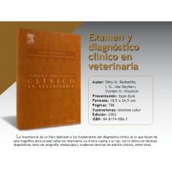 EXÁMEN Y DIAGNÓSTICO CLÍNICO EN VETERINARIA