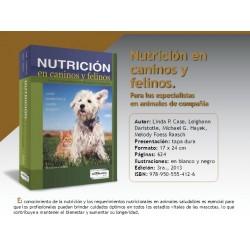 NUTRICIÓN EN CANINOS Y FELINOS. PARA LOS ESPECIALISTAS EN ANIMALES DE COMPAÑÍA