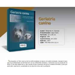 GERIATRÍA CANINA. TRASTORNOS Y LESIONES ORGÁNICAS EN PERROS DE EDAD AVANZADA