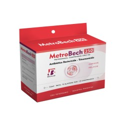 METROBECH 250 MG X 50 COMP